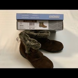 Khombu Ladies' All Weather Boots SIZE 9